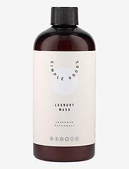 Simple Goods - Laundry Wash, Lavender, Paatchouli - Övrigt diskning & städning - clear - 0