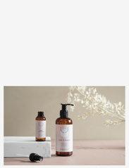Simple Goods - Hand Cleanser, Geranium, 250 ml - kroppsvård - clear - 1