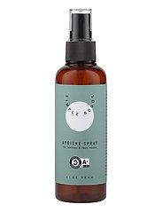 Textile Hygiene Spray for Facemasks, Aloe Vera - CLEAR