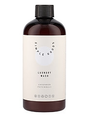 Laundry Wash, Lavender, Paatchouli - CLEAR