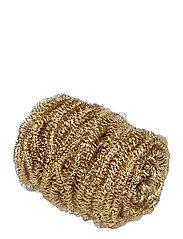 Brass Scrub - GOLD