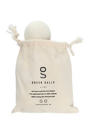 Dryer Balls 4 pack - BEIGE