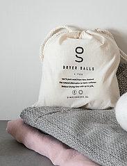 Simple Goods - Dryer Balls 4 pack - klädvård - beige - 0