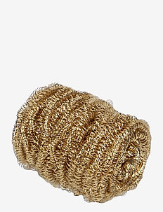 Brass Scrub - disktrasor & diskborstar - gold