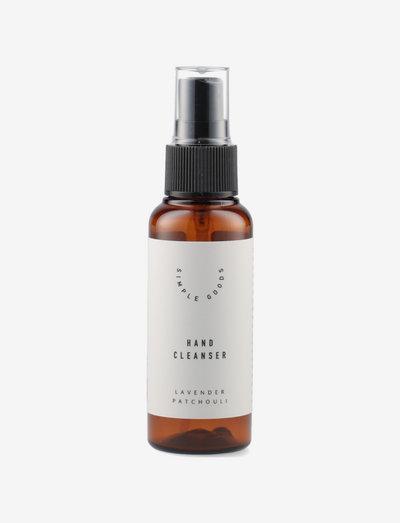 Hand Cleanser, Lavender, 50 ml - kroppsvård - clear