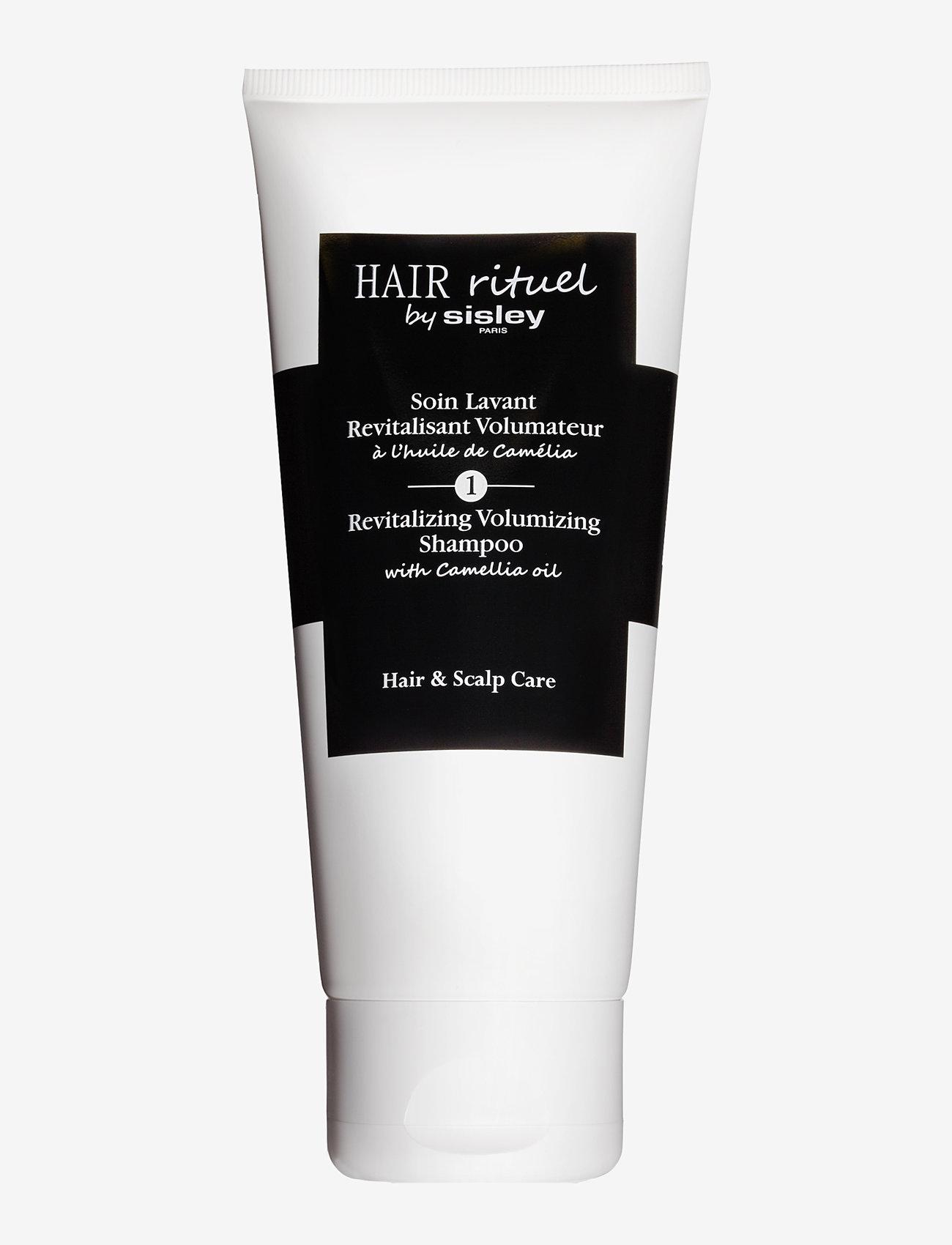 Sisley - REVITALIZING VOLUMIZING SHAMPOO 200ml - shampoo - clear - 0