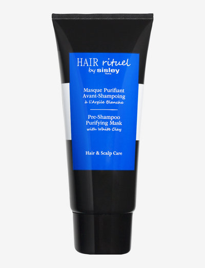 Pre-shampoo Purifying Mask - NO COLOUR