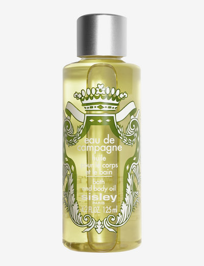 EAU DE CAMPAGNE BATH AND BODY OIL 125ml - CLEAR