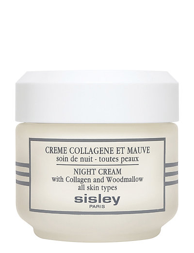 NIGHT CREAM COLLAGEN AND WOODMALLOW 50ml - CLEAR