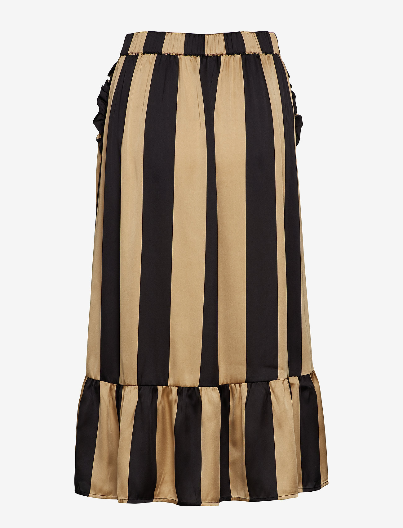 Six Ames Diana - Kjolar Beige Stripes