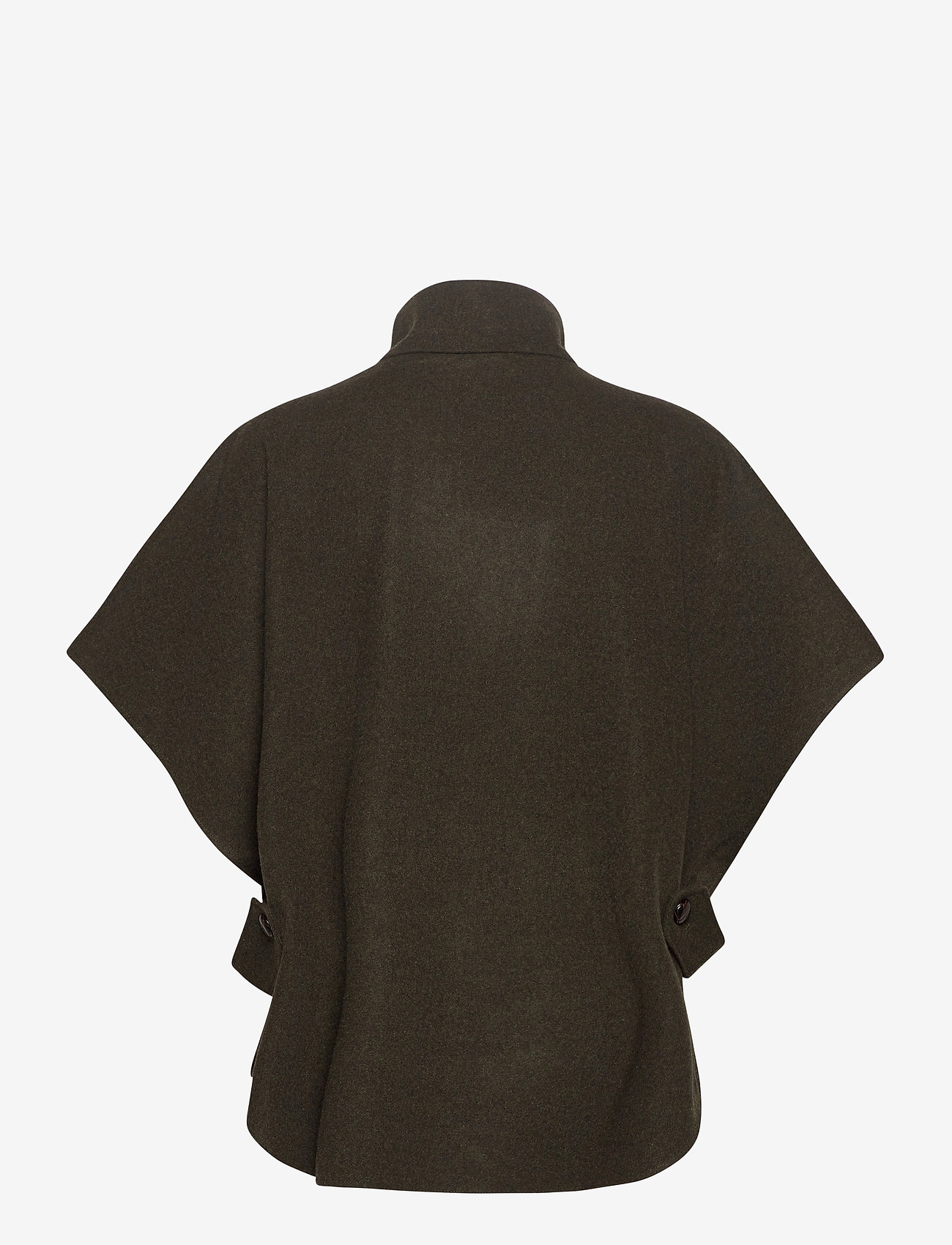Six Ames - KAPPA - wool jackets - green melange - 1
