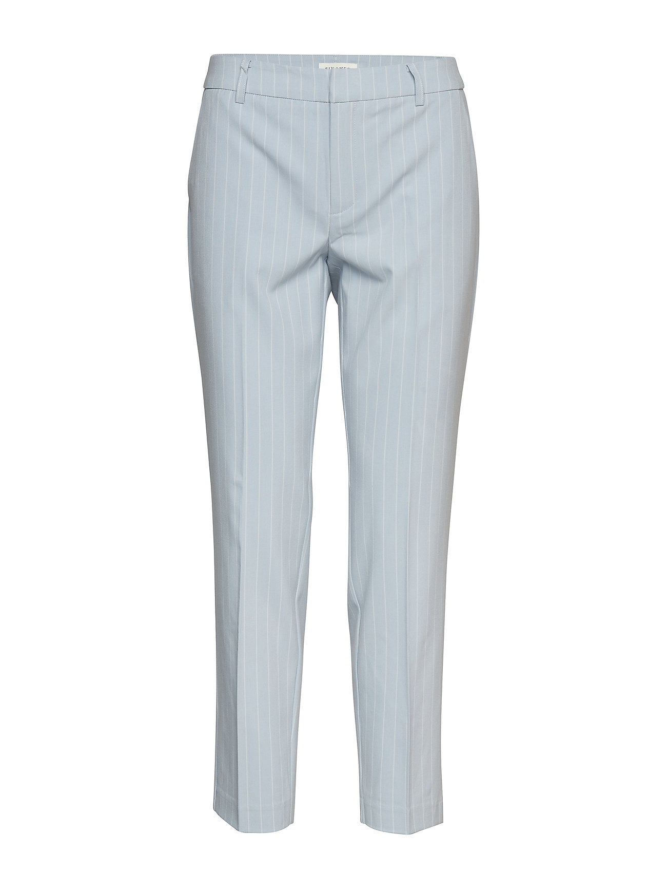 Six Ames CLAUDIA - SKY BLUE PINSTRIPE