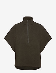 Six Ames - KAPPA - wool jackets - green melange - 0