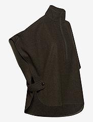 Six Ames - KAPPA - wool jackets - green melange - 3