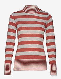NOVA - pullover - red sailor