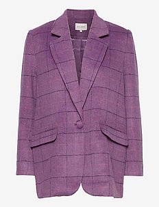 RILEY - oversized blazers - purple rain