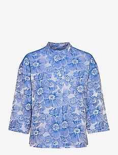 GILMORE - leichte jacken - victoria blue