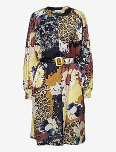 MIA - alledaagse jurken - collage heaven