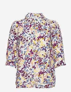 SKYLAR - blouses met lange mouwen - spring flowers