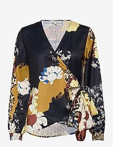 AVALA - blouses met lange mouwen - collage heaven