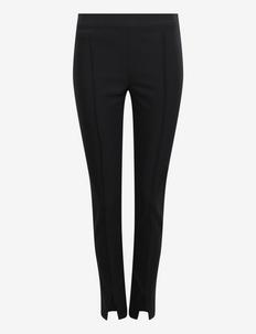 COSETTE - slim fit broeken - black