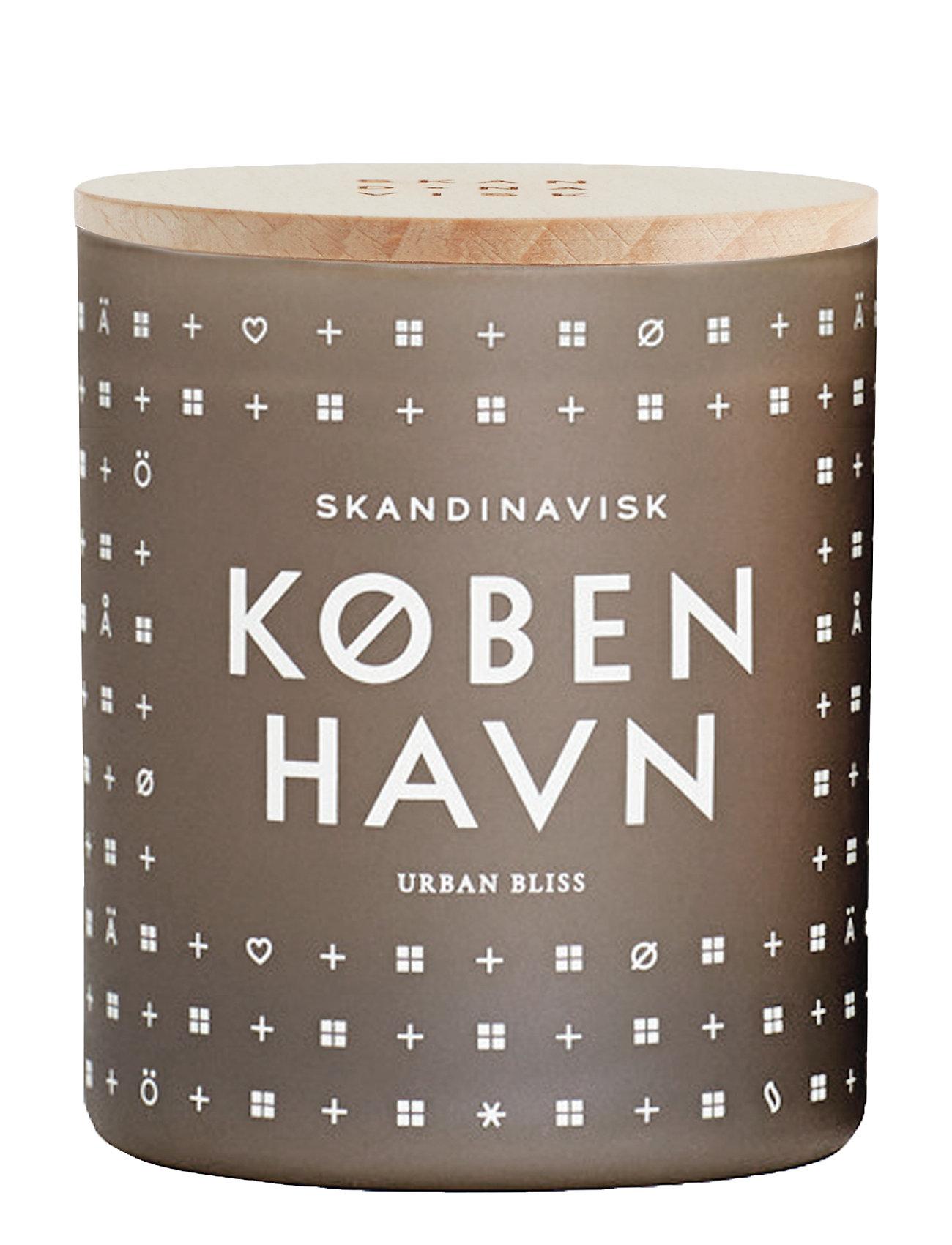 Image of Kobenhavn Scented Candle Duftlys Brun Skandinavisk (3408640079)