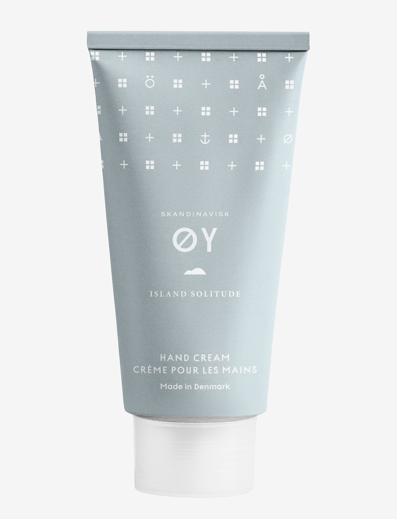 Skandinavisk - ØY Hand Cream - käsivoide ja jalkavoide - powder blue - 0