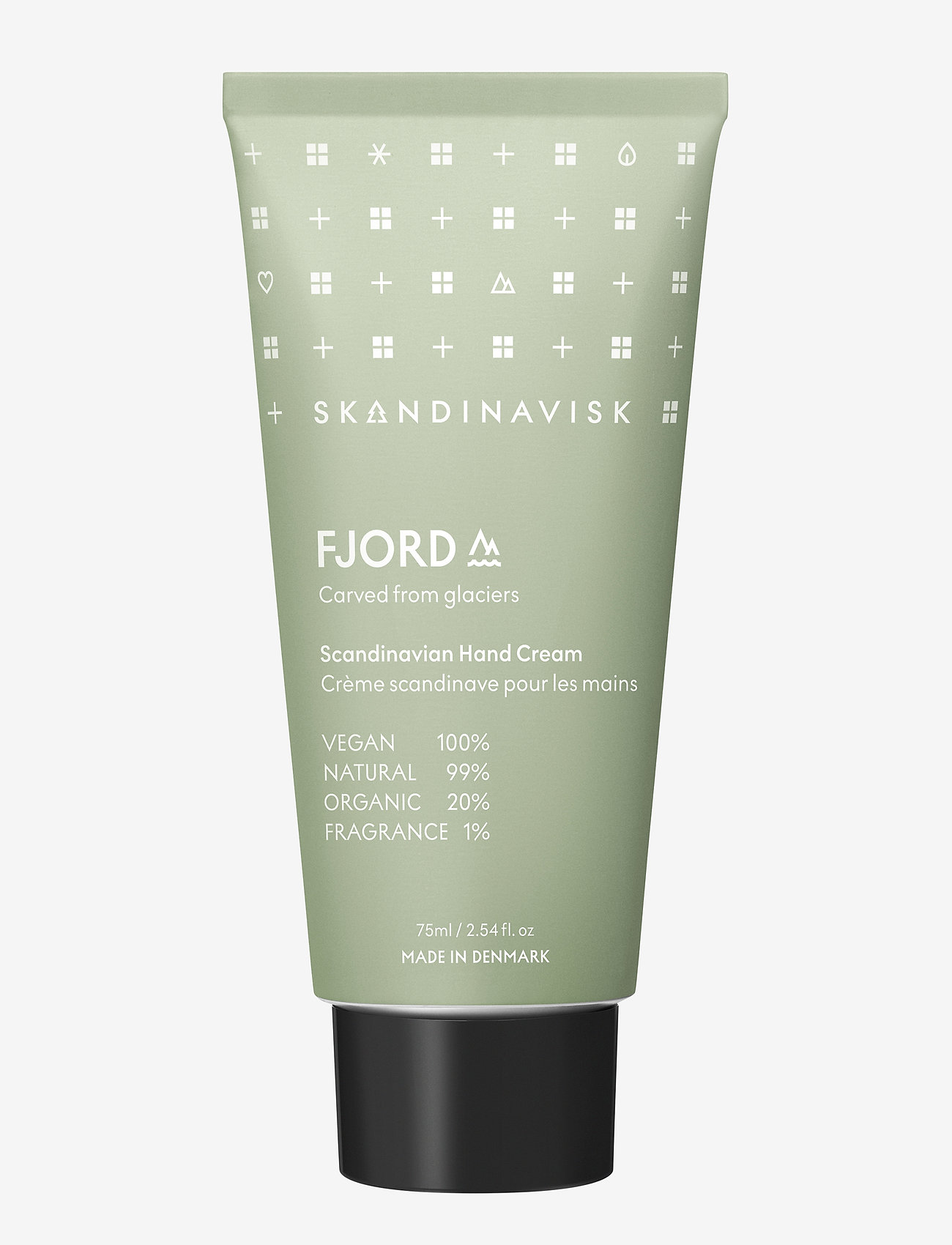 Skandinavisk - FJORD Hand Cream 75ml - käsivoide - fjord green - 0