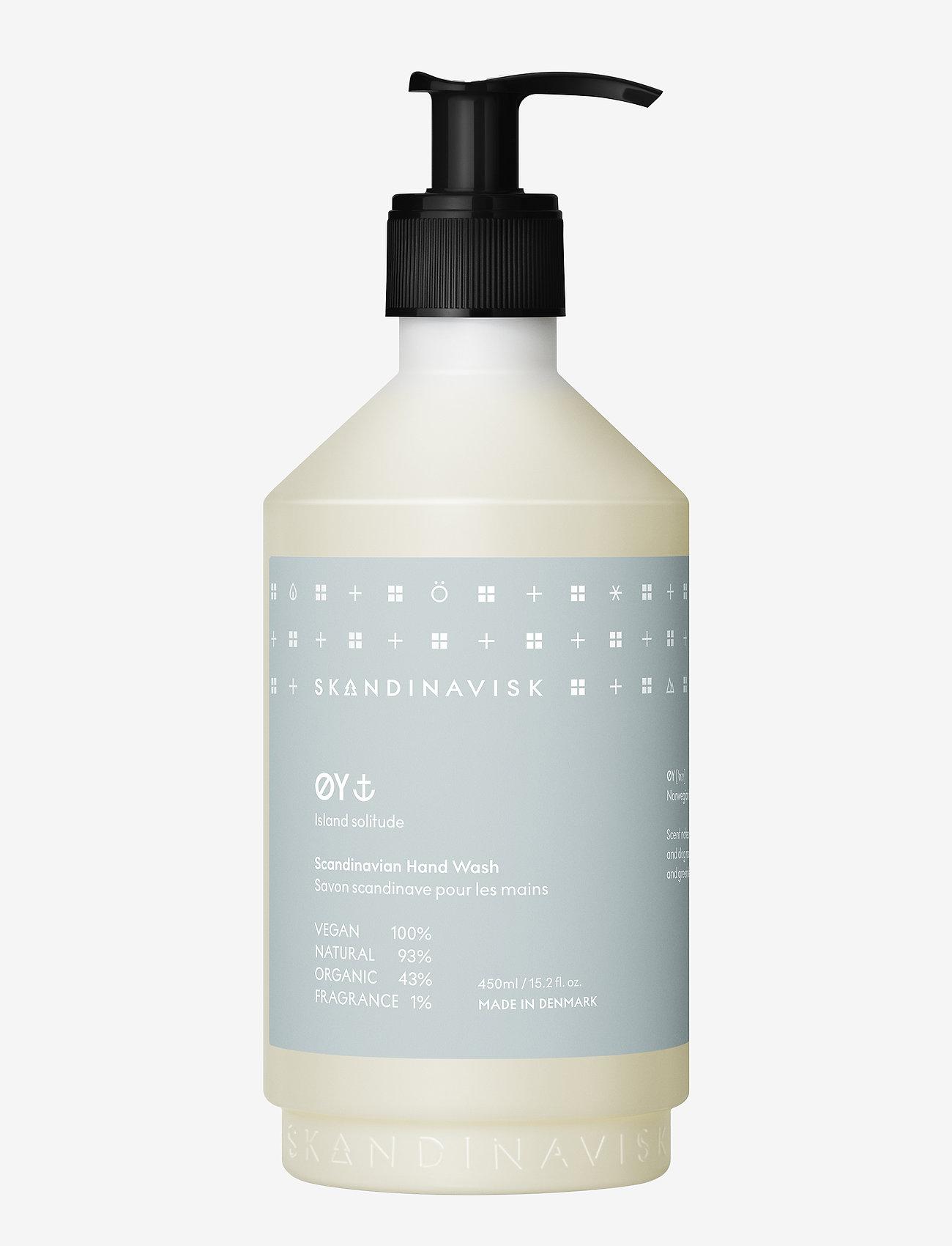 Skandinavisk - ØY Hand Wash 450ml - handtvål - powder blue - 0