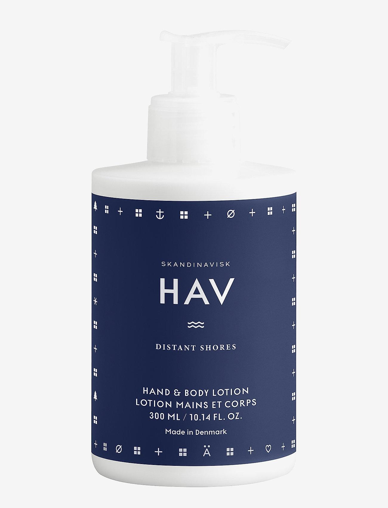 Skandinavisk - HAV Hand & Body Lotion - handkräm - deep blue - 0