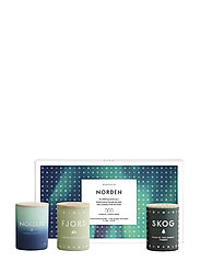 NORDEN Mini Candle Set