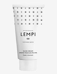 Skandinavisk - LEMPI Hand Cream - käsivoide ja jalkavoide - white/black - 0