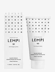 Skandinavisk - LEMPI Hand Cream - käsivoide ja jalkavoide - white/black - 1