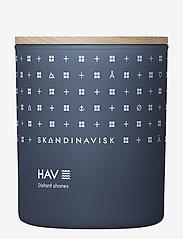 Skandinavisk - HAV Scented Candle with Lid 200g - dufte - deep blue - 0