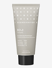 Skandinavisk - RO Hand Cream 75ml - håndkrem - cool grey - 0