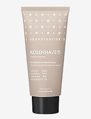 Skandinavisk - ROSENHAVE Hand Cream 75ml - handkräm & fotkräm - powder pink - 0