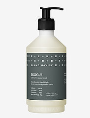 Skandinavisk - SKOG Hand Wash 450ml - handtvål - forest green - 0