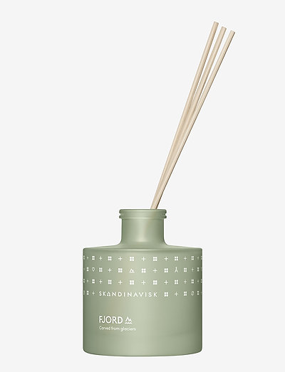 FJORD Reed diffuser 200ml - duft - fjord green