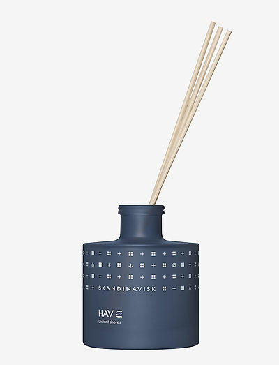 HAV Reed diffuser 200ml - dufte - deep blue