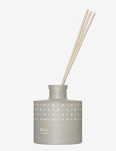 RO Reed diffuser 200ml - dufte - cool grey