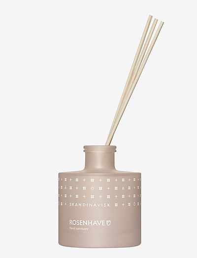 ROSENHAVE Reed diffuser 200ml - dufte - powder pink
