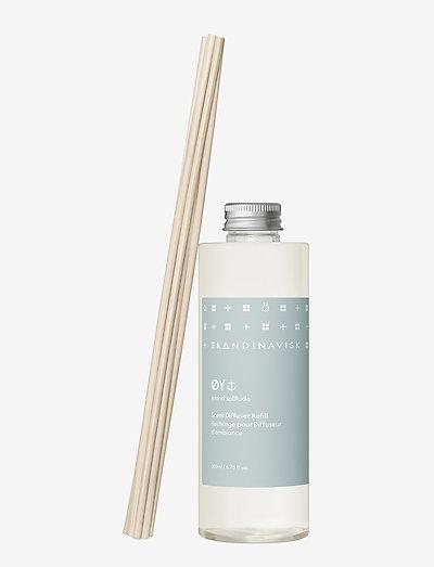 ØY Reed diffuser refill 200ml - tuoksu - powder blue
