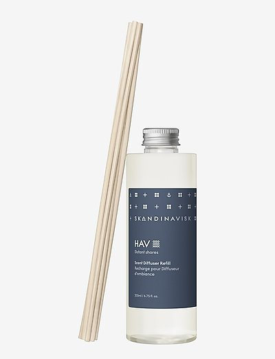 HAV Reed diffuser refill 200ml - dufte - deep blue