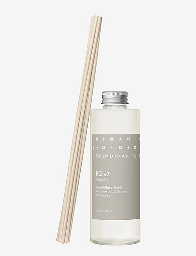 RO Reed diffuser refill 200ml - dufte - cool grey