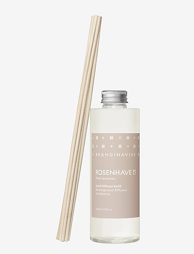 ROSENHAVE Reed diffuser refill 200ml - powder pink
