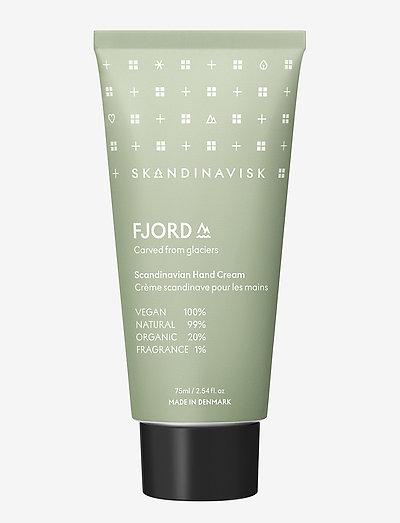 FJORD Hand Cream 75ml - käsivoide ja jalkavoide - fjord green