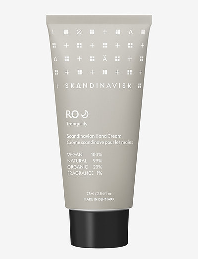 RO Hand Cream 75ml - håndkrem & fotkrem - cool grey