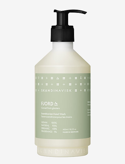 FJORD Hand Wash 450ml - håndsæbe - fjord green