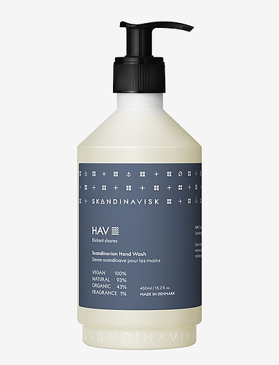 HAV Hand Wash 450ml - håndsåpe - deep blue