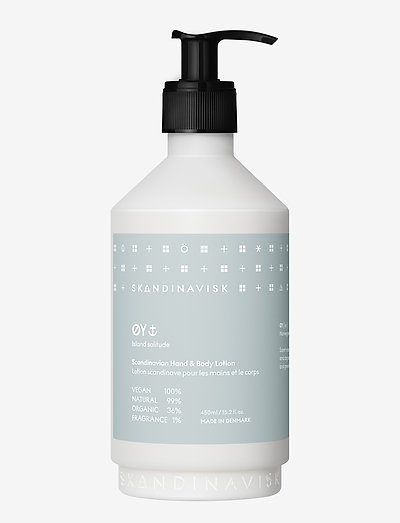ØY Hand & Body Lotion 450ml - body lotion - powder blue